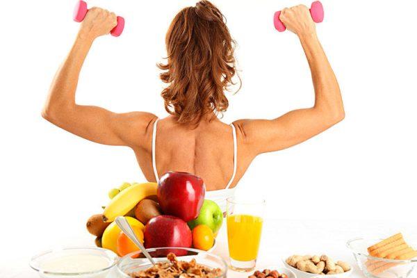 Exercicio e alimentação
